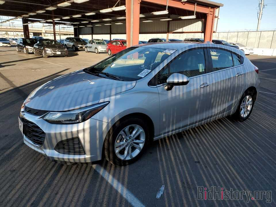 Фотография 3G1BE6SM4KS537312 - Chevrolet Cruze 2019