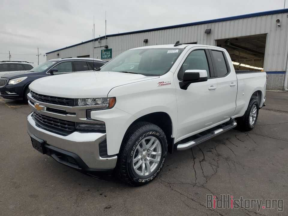 Фотография 1GCRYDED6KZ179078 - Chevrolet Silverado 1500 2019