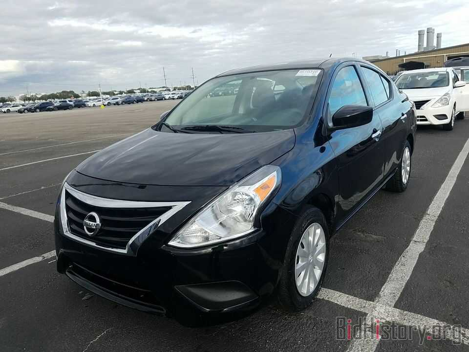 Photo 3N1CN7AP9KL817088 - Nissan Versa Sedan 2019