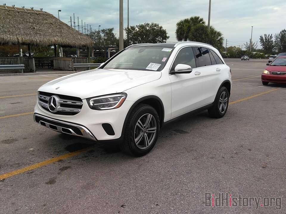 Фотография W1N0G8DB0LF785426 - Mercedes-Benz GLC 2020