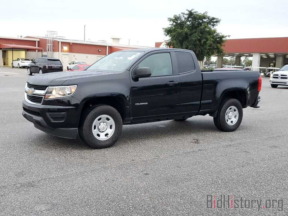 Фотография 1GCHSBEA7K1131109 - Chevrolet Colorado 2019