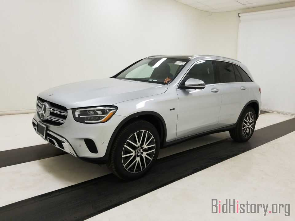Фотография W1N0G5DB0LF778300 - Mercedes-Benz GLC 2020