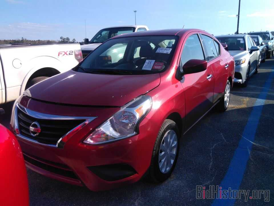 Photo 3N1CN7AP8KL841897 - Nissan Versa Sedan 2019