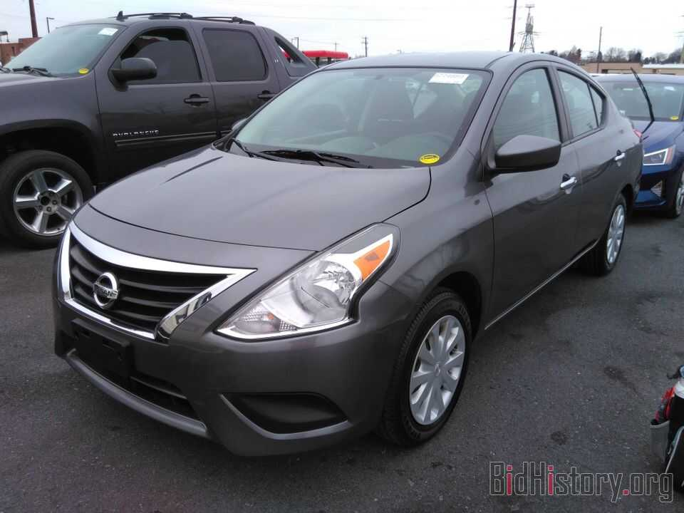 Photo 3N1CN7APXKL808934 - Nissan Versa Sedan 2019