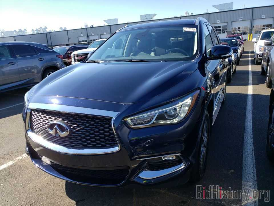 Фотография 5N1DL0MM2LC512041 - INFINITI QX60 2020