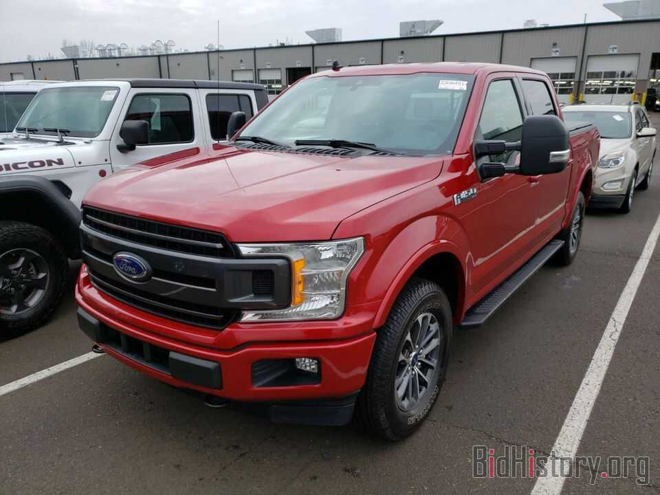 Photo 1FTEW1E42LFC10784 - Ford F-150 2020