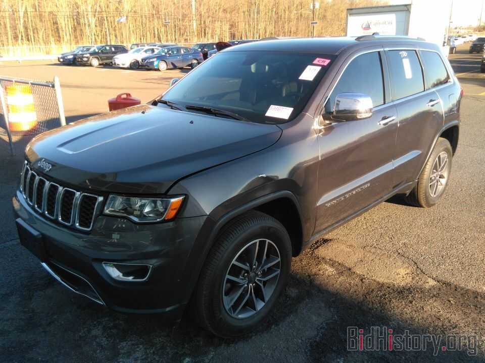 Фотография 1C4RJFBG3KC679829 - Jeep Grand Cherokee 2019