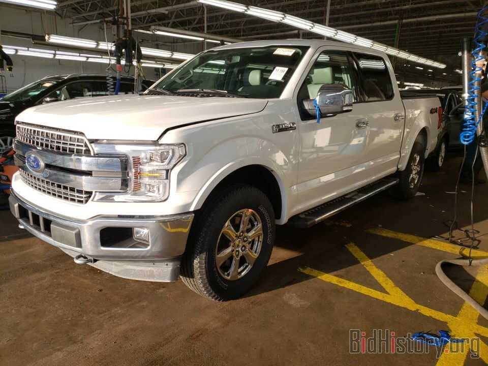 Photo 1FTEW1E46LFB00367 - Ford F-150 2020