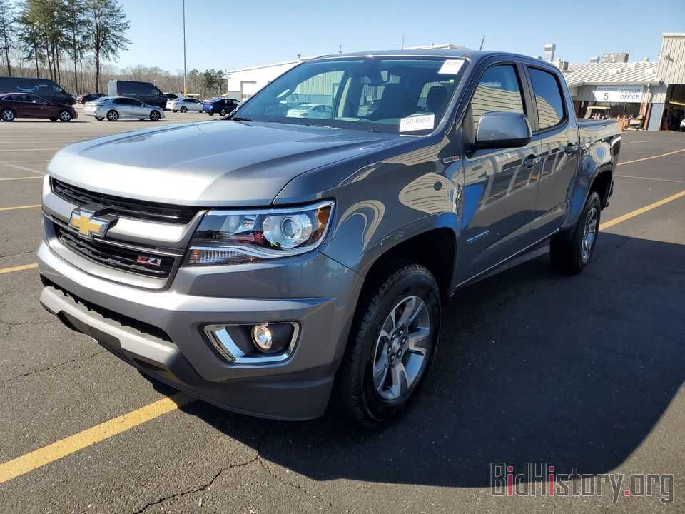 Фотография 1GCGSDE15K1281968 - Chevrolet Colorado 2019