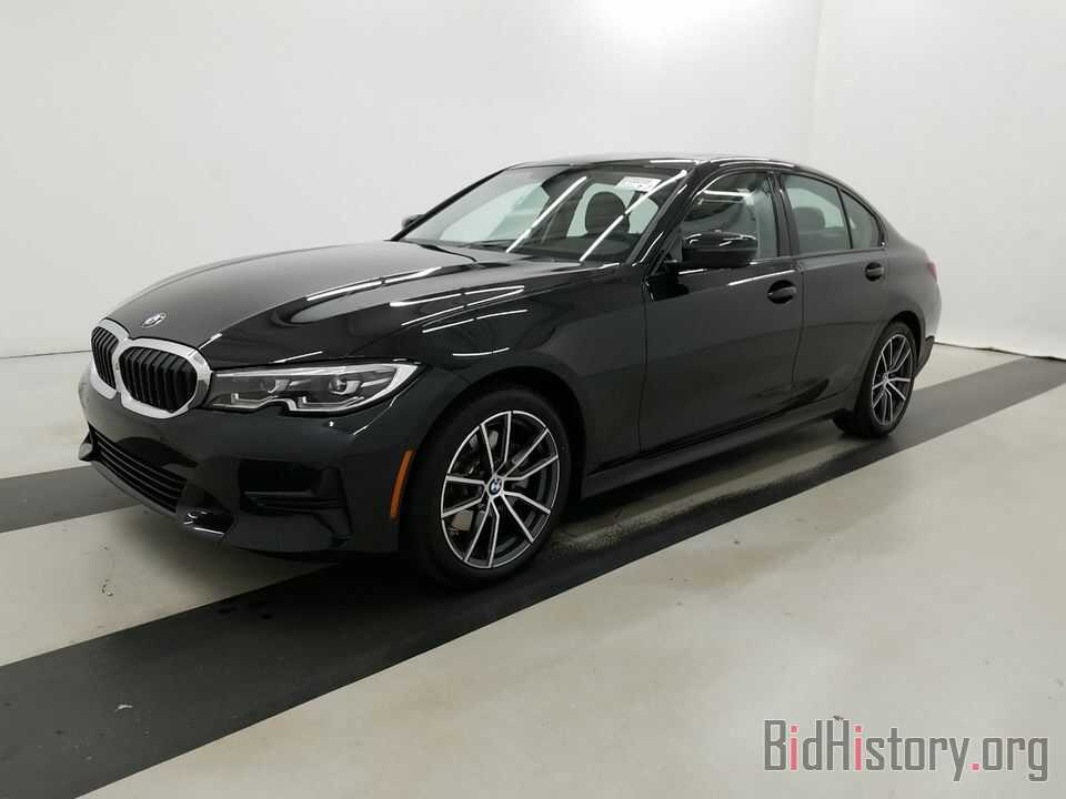 Фотография 3MW5R1J55K8A03817 - BMW 3 Series 2019