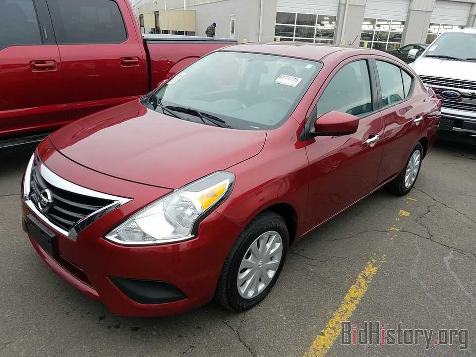 Photo 3N1CN7AP6JL866568 - Nissan Versa Sedan 2018
