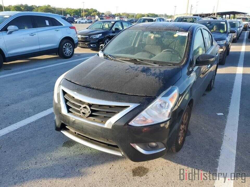 Photo 3N1CN7AP6HL823200 - Nissan Versa Sedan 2017