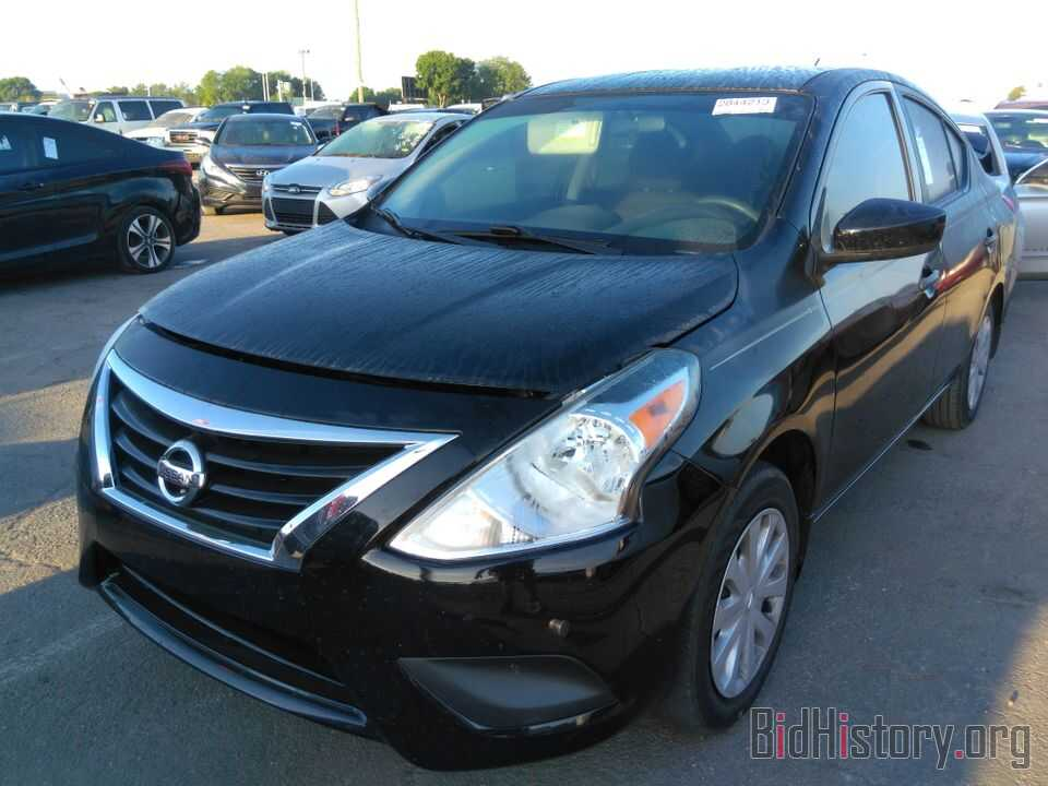 Photo 3N1CN7AP8JL806369 - Nissan Versa Sedan 2018