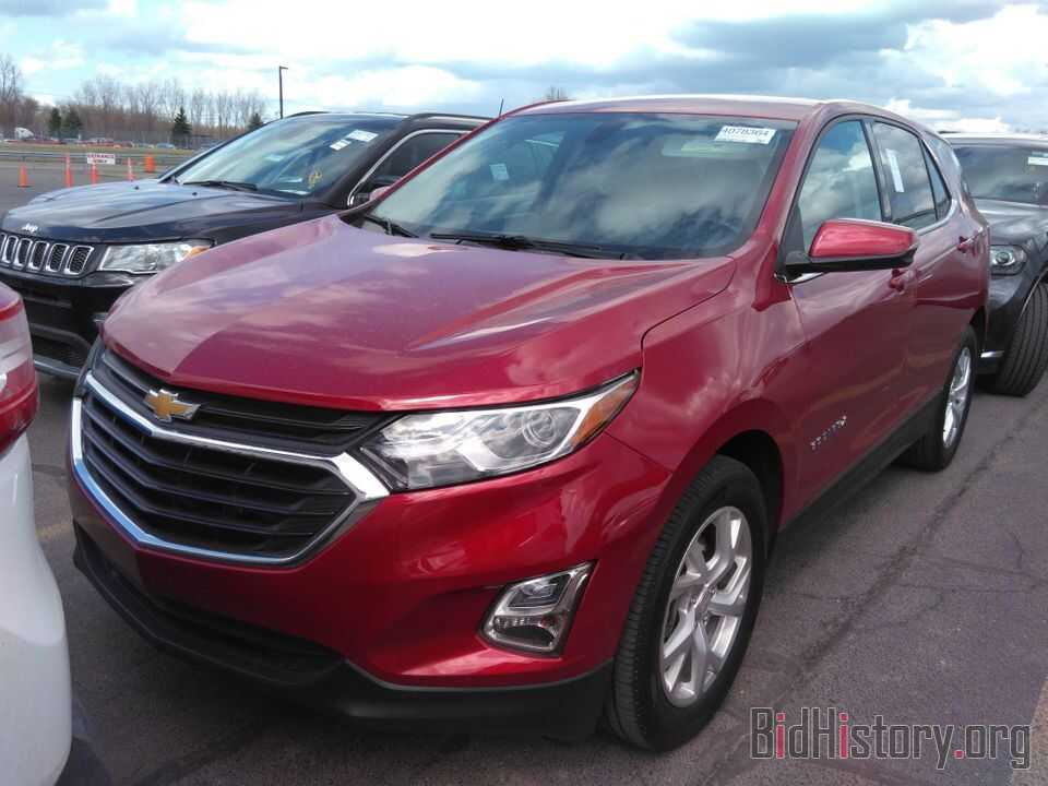 Photo 3GNAXKEXXJS549255 - Chevrolet Equinox 2018