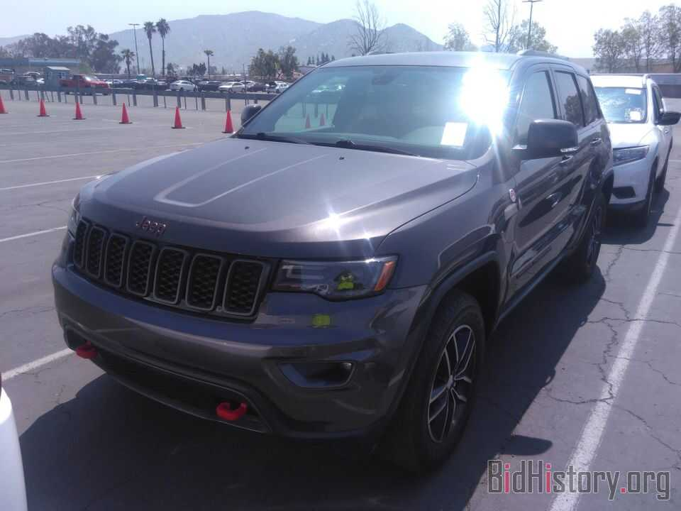 Фотография 1C4RJFLT2JC270134 - Jeep Grand Cherokee 2018