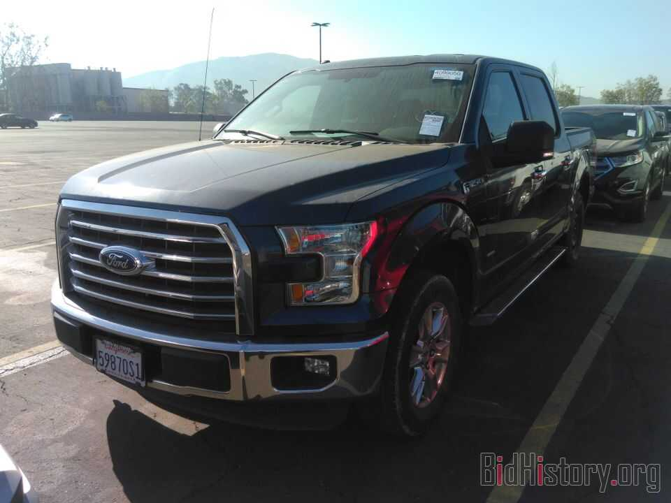 Photo 1FTEW1CP2GKF19634 - Ford F-150 2016