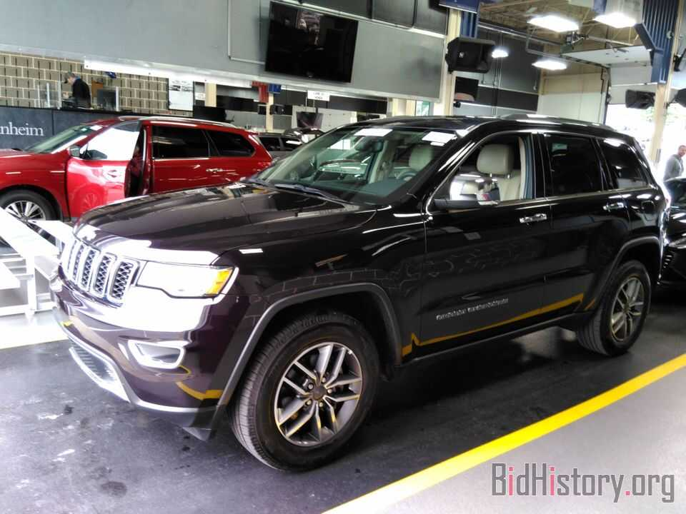 Фотография 1C4RJFBG8KC552526 - Jeep Grand Cherokee 2019