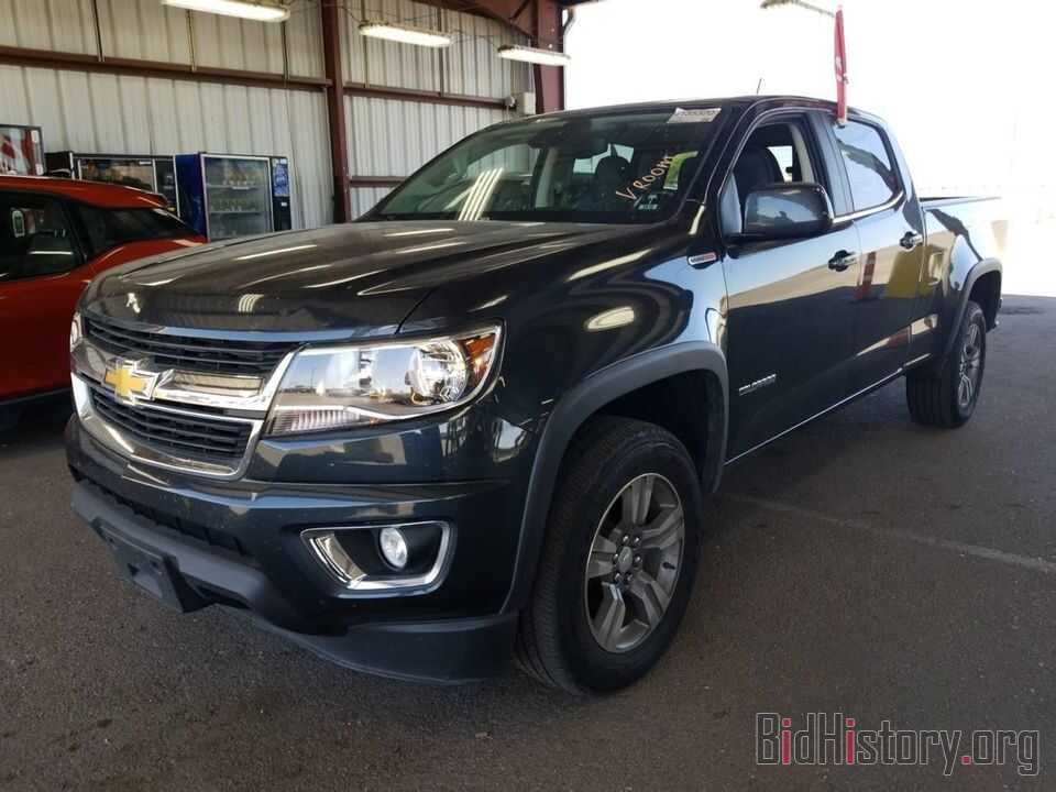 Photo 1GCGSCE10H1194031 - Chevrolet Colorado 2017